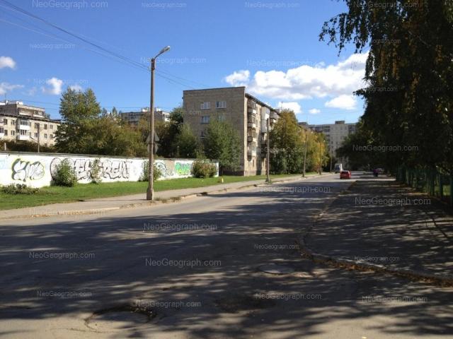 Адрес(а) на фотографии: Коммунистическая улица, 4, Екатеринбург
