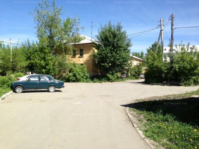 Адрес(а) на фотографии: Черниговский переулок, 11, 13, Екатеринбург