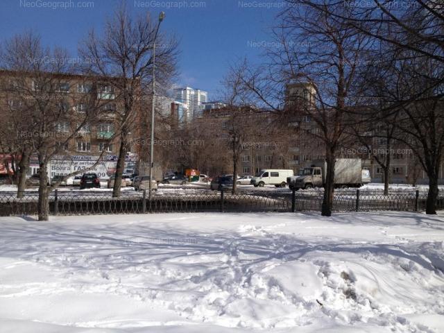 Адрес(а) на фотографии: Посадская улица, 59, 63, 65, Екатеринбург