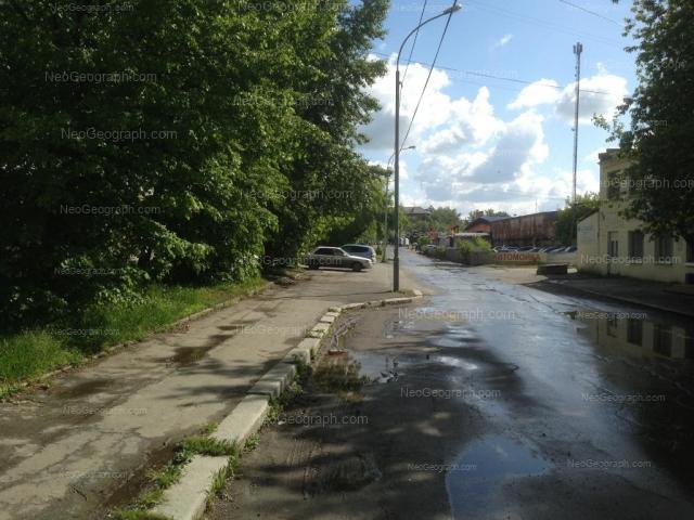 Адрес(а) на фотографии: улица Лукиных, 1, Екатеринбург
