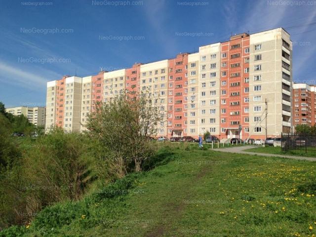 Адрес(а) на фотографии: Бисертская улица, 23, 29, 32, Екатеринбург