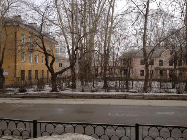 Адрес(а) на фотографии: улица Баумана, 2Б, 4, Екатеринбург