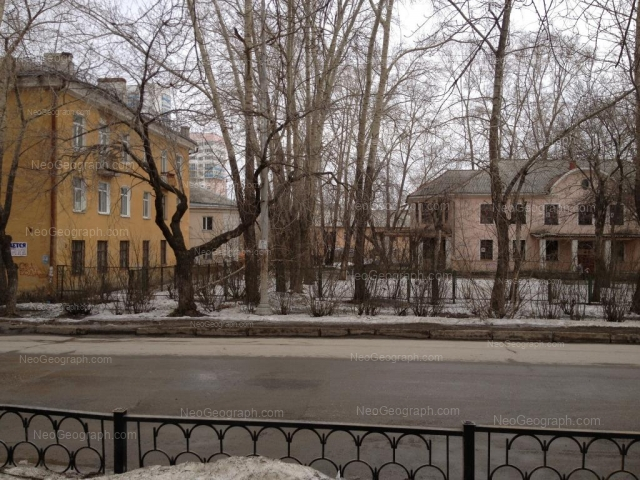 Адрес(а) на фотографии: улица Краснофлотцев, 1А, 1Б, Екатеринбург