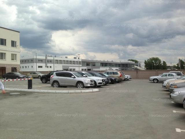 Адрес(а) на фотографии: Базовый переулок, 10, Екатеринбург