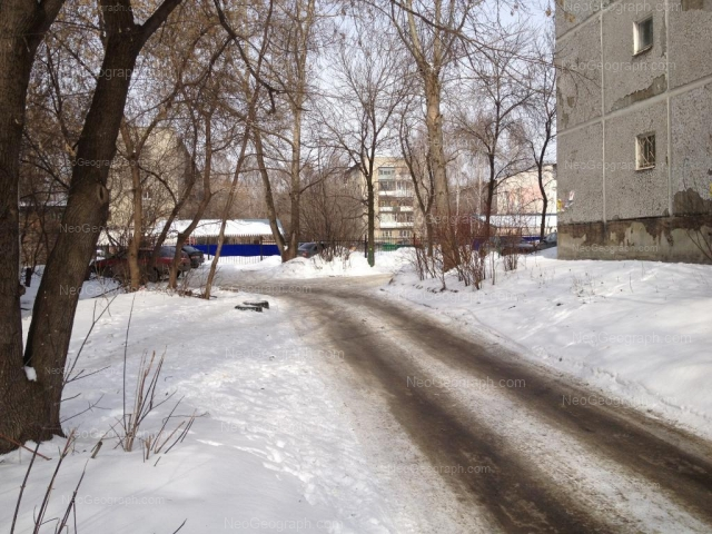 Адрес(а) на фотографии: Уральская улица, 52/3, Екатеринбург