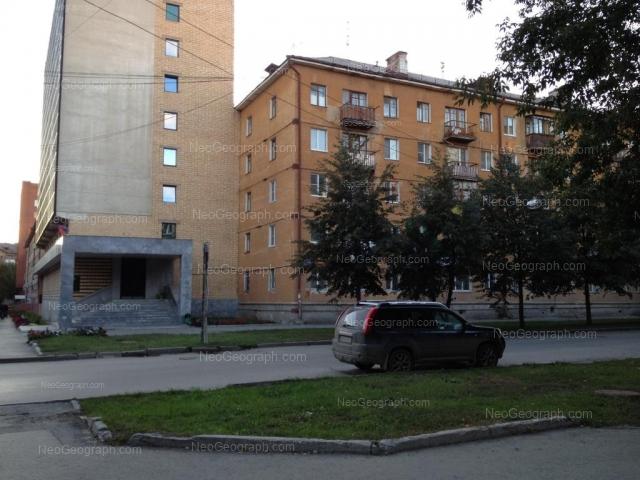Адрес(а) на фотографии: улица Братьев Быковых, 28, Екатеринбург