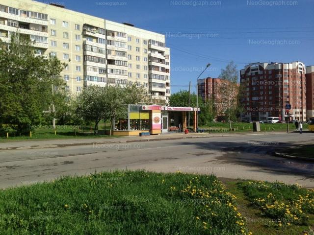 Адрес(а) на фотографии: Бисертская улица, 27, 27А, 29, Екатеринбург