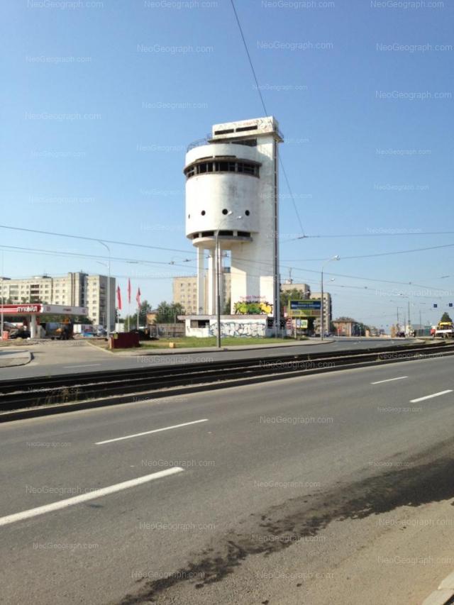 Address(es) on photo: Bakinskikh Komissarov street, 2, 2а лит1, Yekaterinburg