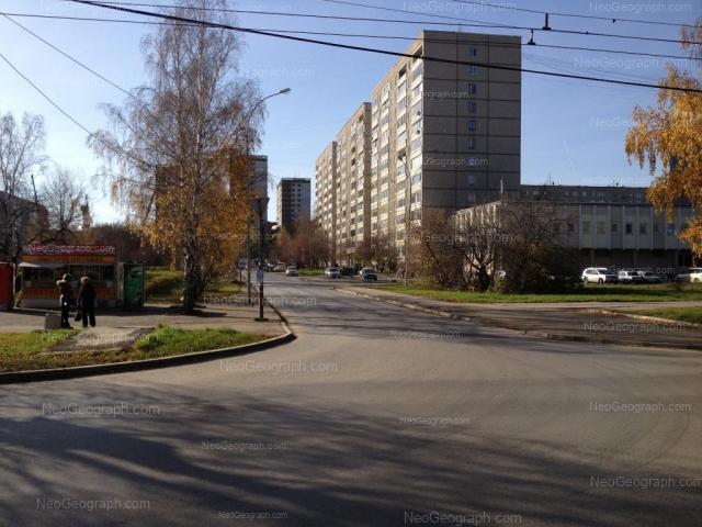 Address(es) on photo: Reshetnikova driveway, 2, 4, 6, 12, 14, Yekaterinburg