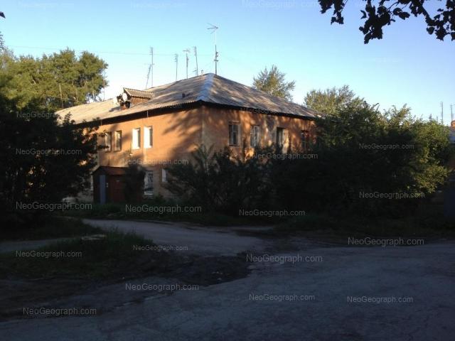 Address(es) on photo: Polzunova street, 1А, Yekaterinburg