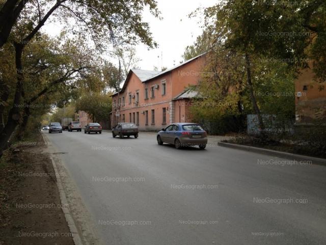 Адрес(а) на фотографии: улица Летчиков, 25, Екатеринбург