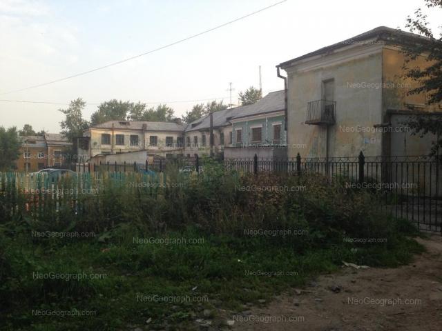 Адрес(а) на фотографии: улица Баумана, 28А, Екатеринбург