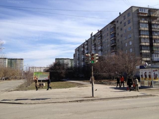 Адрес(а) на фотографии: проспект Седова, 17, 25, 26, Екатеринбург