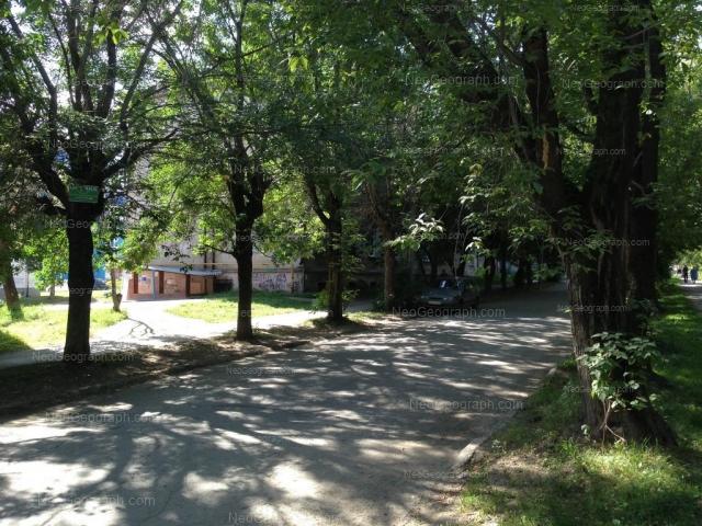 Адрес(а) на фотографии: Коллективный переулок, 3, Екатеринбург