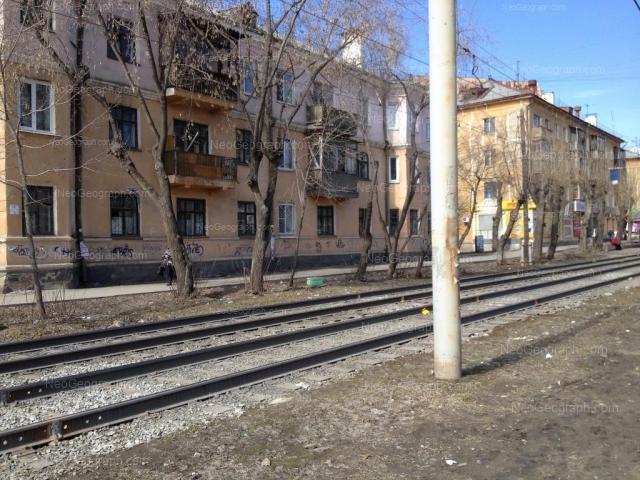 Адрес(а) на фотографии: улица Бебеля, 123, 125, Екатеринбург