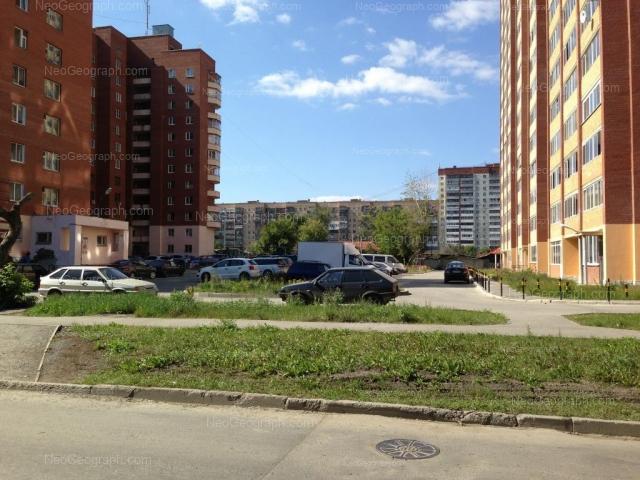 Адрес(а) на фотографии: улица Патриса Лумумбы, 36, 38, Екатеринбург