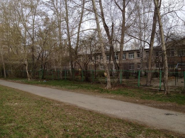 Адрес(а) на фотографии: Ясная улица, 10, Екатеринбург