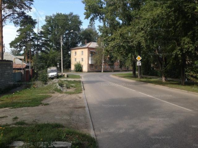 Адрес(а) на фотографии: улица Патриса Лумумбы, 58, Екатеринбург