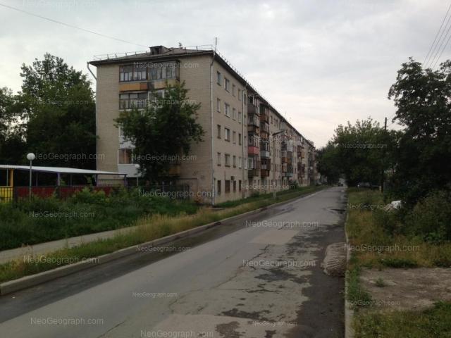 Адрес(а) на фотографии: Черноярская улица, 10, Екатеринбург