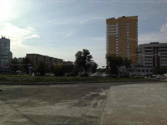 Address(es) on photo: Tokarey street, 27, 40, Yekaterinburg