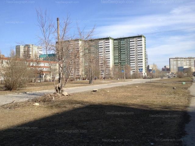 Адрес(а) на фотографии: проспект Седова, 26, 26/2, 26/3, 28, Екатеринбург