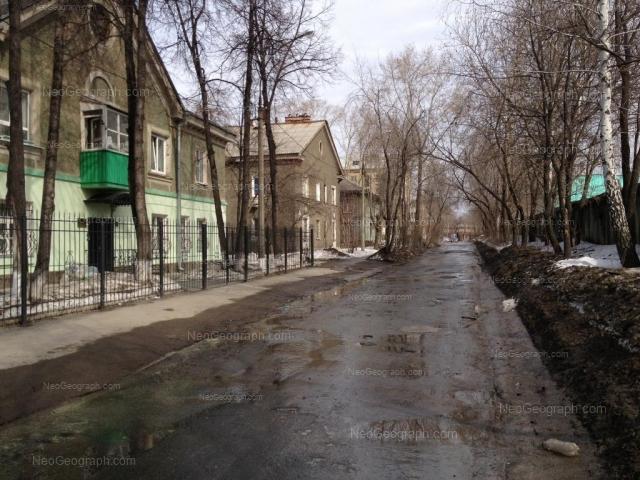 Адрес(а) на фотографии: Калиновский переулок, 5, 7, 9, Екатеринбург