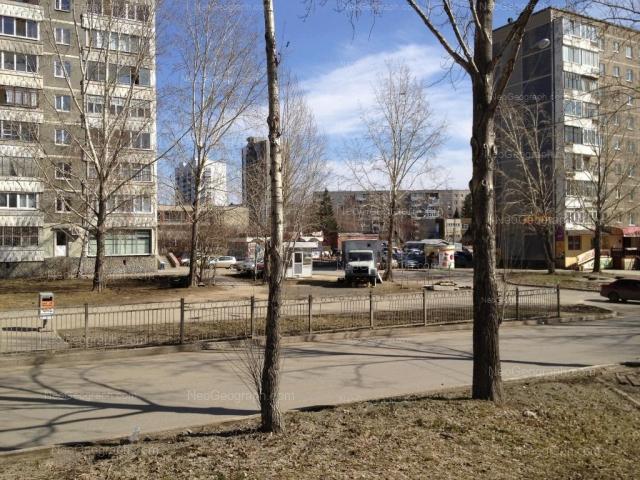 Адрес(а) на фотографии: улица Бебеля, 148, 152, Екатеринбург
