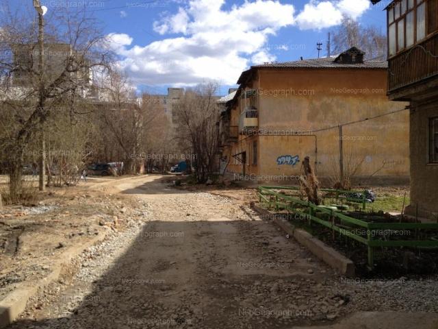 Адрес(а) на фотографии: улица Блюхера, 57, 59А, 61А, Екатеринбург