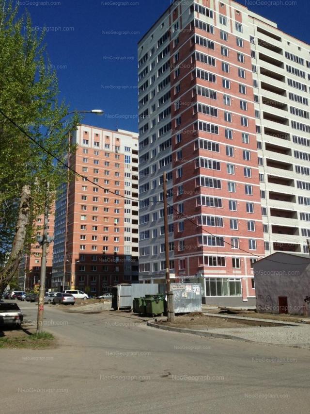 Адрес(а) на фотографии: Кунарская улица, 12, 14/2, 14/3, Екатеринбург