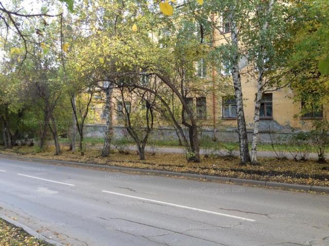 Адрес(а) на фотографии: улица Альпинистов, 4, 6, Екатеринбург