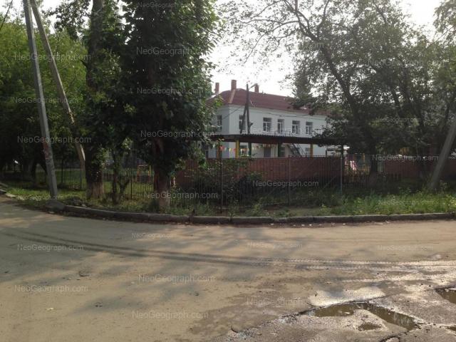 Адрес(а) на фотографии: Каширская улица, 30А, Екатеринбург