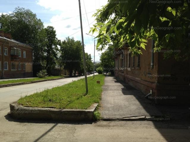 Address(es) on photo: XXII partsiezda street, 3, 4, Yekaterinburg