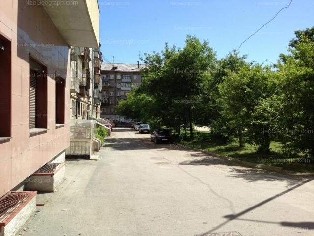 Адрес(а) на фотографии: улица Попова, 21, 25, Екатеринбург