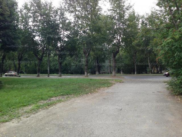 Адрес(а) на фотографии: Военная улица, 11, Екатеринбург