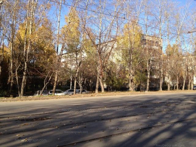 Адрес(а) на фотографии: улица Лобкова, 36, 38, 81, Екатеринбург