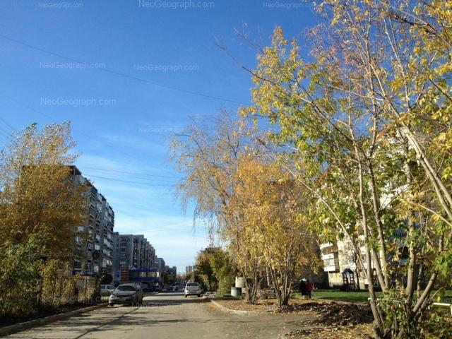 Адрес(а) на фотографии: улица Уральских Рабочих, 16, 31, Екатеринбург
