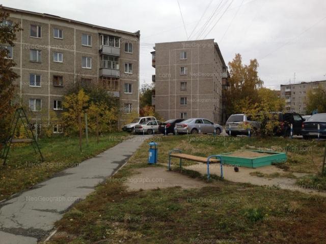 Адрес(а) на фотографии: улица Металлургов, 14, 16, 18, Екатеринбург