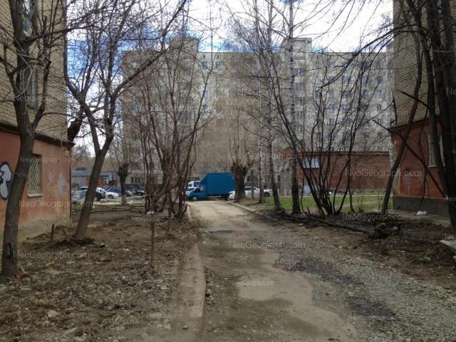 Адрес(а) на фотографии: улица Блюхера, 57, Екатеринбург