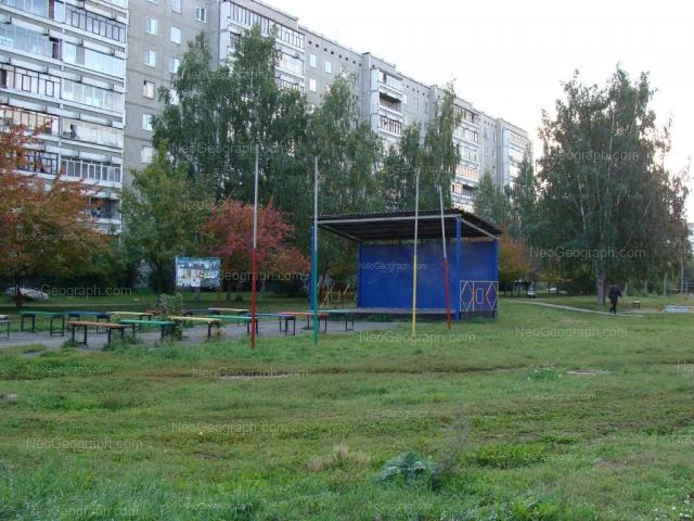 Адрес(а) на фотографии: бульвар Денисова-Уральского, 10, Екатеринбург