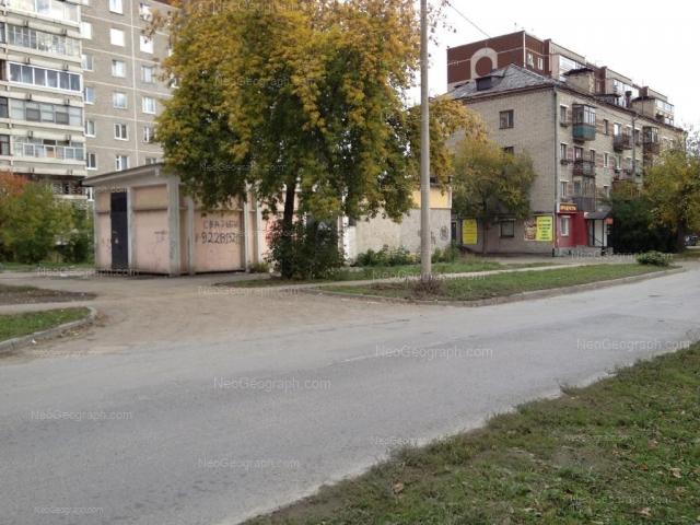 Адрес(а) на фотографии: улица Летчиков, 10, 10А, Екатеринбург