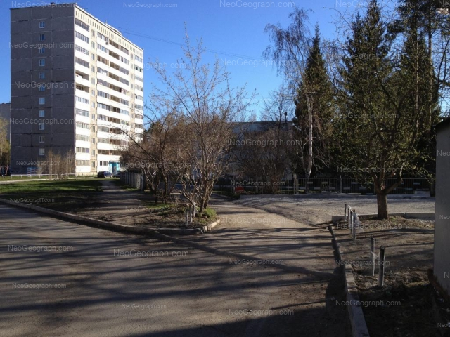 Адрес(а) на фотографии: Волгоградская улица, 180а, 182А, Екатеринбург