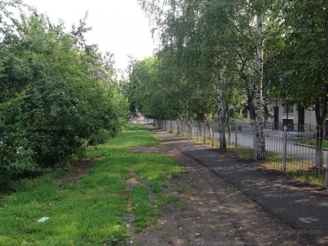 Адрес(а) на фотографии: Каширская улица, 16, Екатеринбург