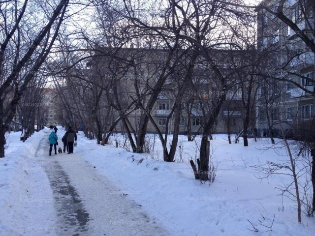 Адрес(а) на фотографии: Белореченская улица, 7/1, 12, Екатеринбург