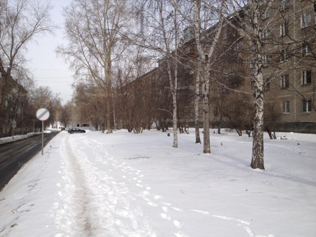 Address(es) on photo: Sovetskaya street, 1/3, 3, Yekaterinburg