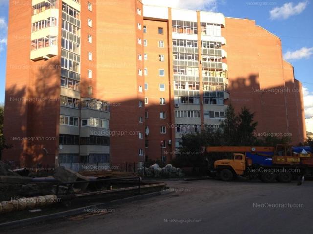 Адрес(а) на фотографии: Красный переулок, 4А, Екатеринбург