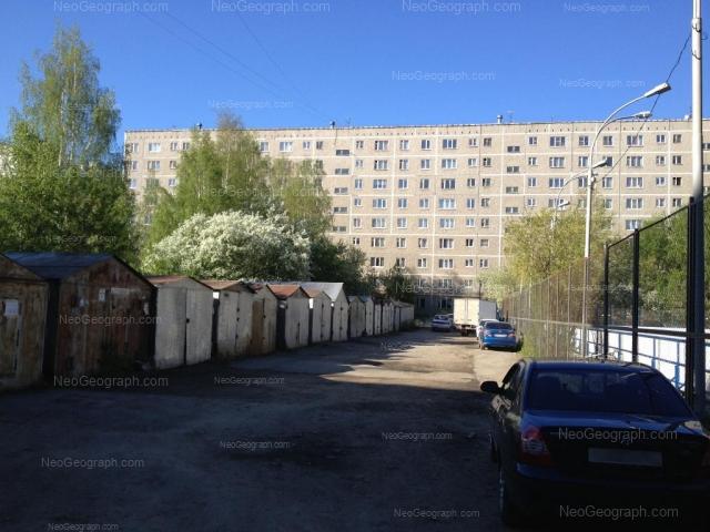 Address(es) on photo: Reshetnikova driveway, 3, Yekaterinburg