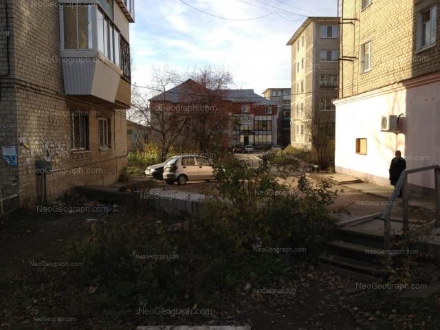 Адрес(а) на фотографии: улица Испытателей, 12, 12А, 13, 16А, Екатеринбург