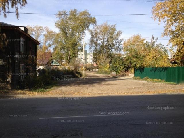 Address(es) on photo: Krestinskogo street, 54А, Yekaterinburg