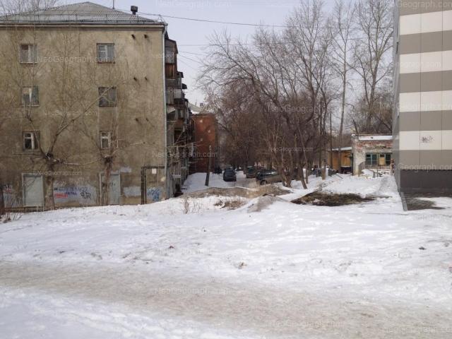 Адрес(а) на фотографии: Советская улица, 1, Екатеринбург
