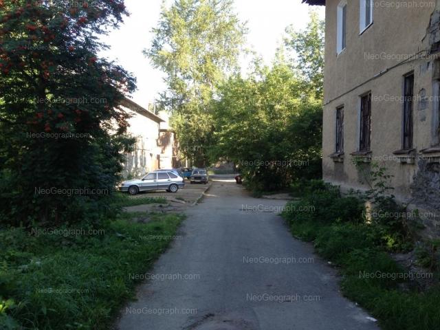 Адрес(а) на фотографии: улица Лобкова, 74А, 76, Екатеринбург